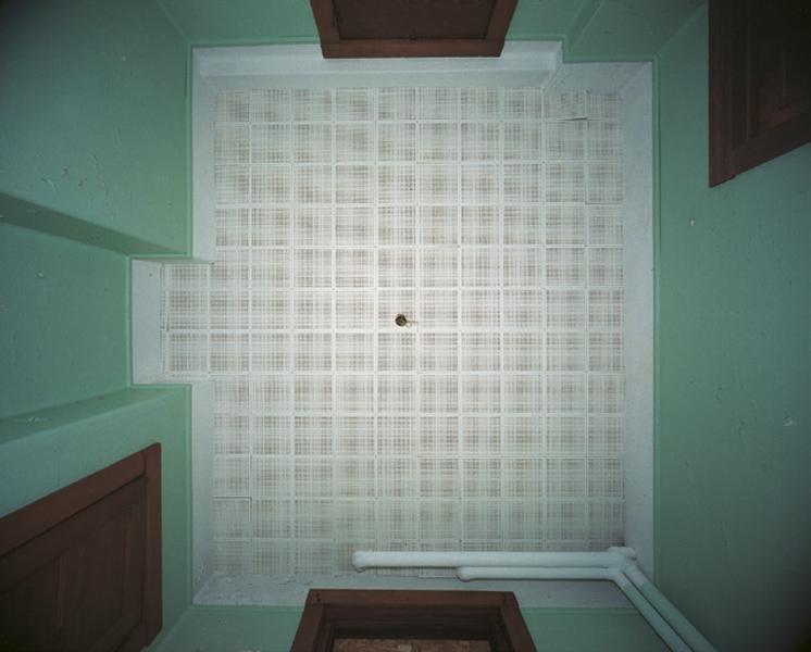 Ceiling # VII, 2002