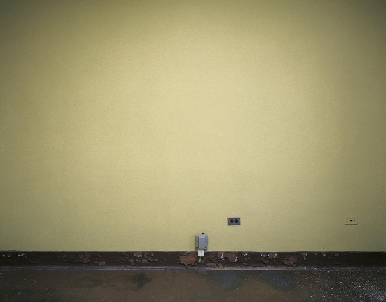 Wall # IX , 2002