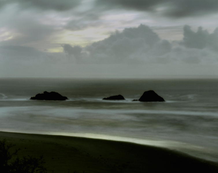 Oregon Coast # II, 2005