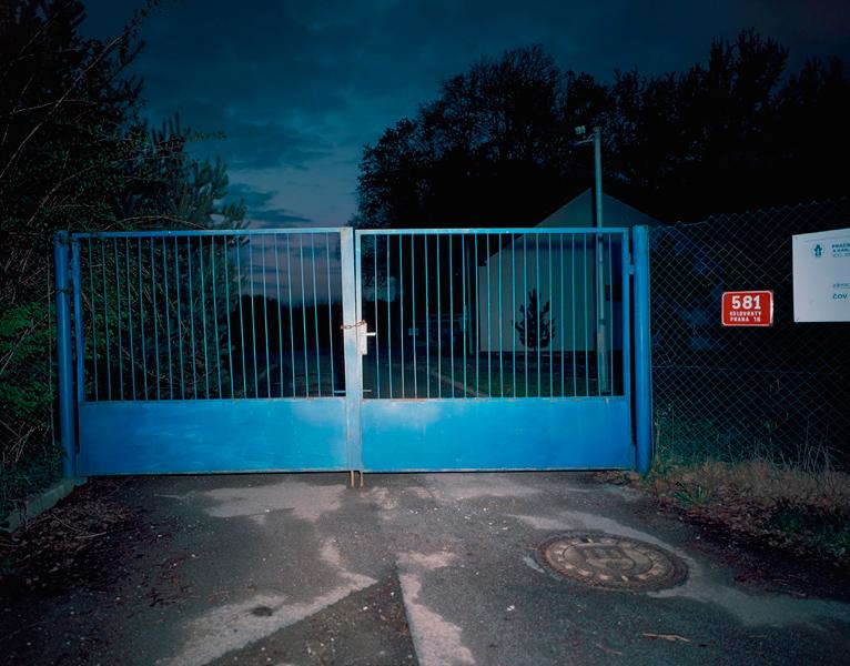 Fence # IX, 2004